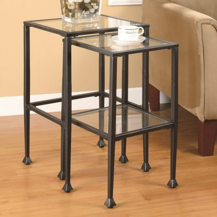 901073 Nesting Table - Coaster