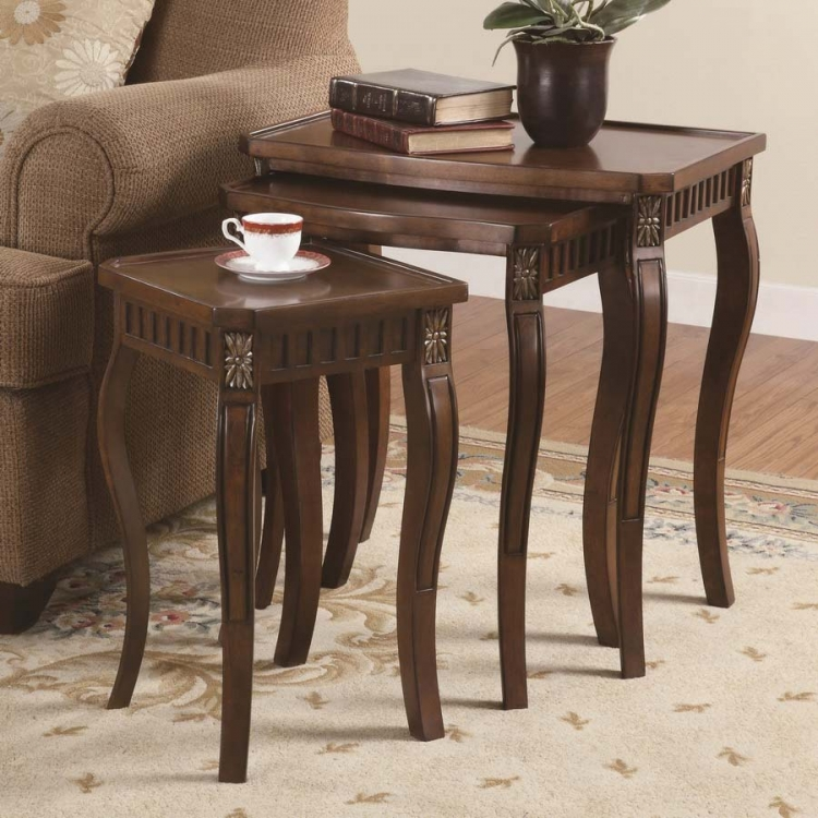 901076 Nesting Table - Coaster