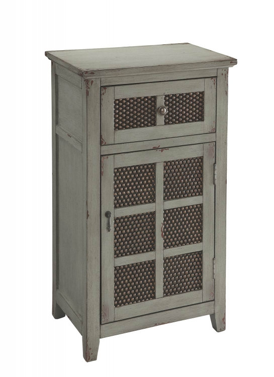 901501 Accent Cabinet - Antique Grey