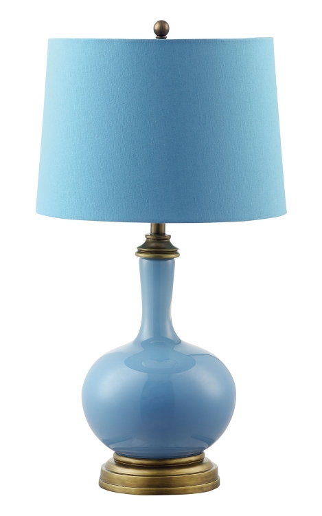901511 Table Lamp - Sky Blue