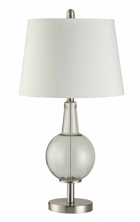 901519 Table Lamp - Clear