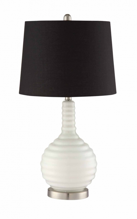901520 Table Lamp - White