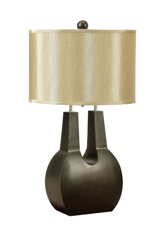 901531 Table Lamp - Coffee