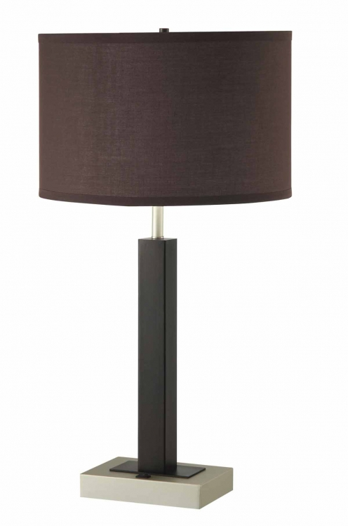 901542 Table Lamp - Coffee