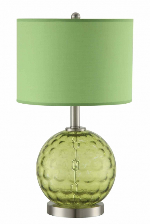 901544 Table Lamp - Green