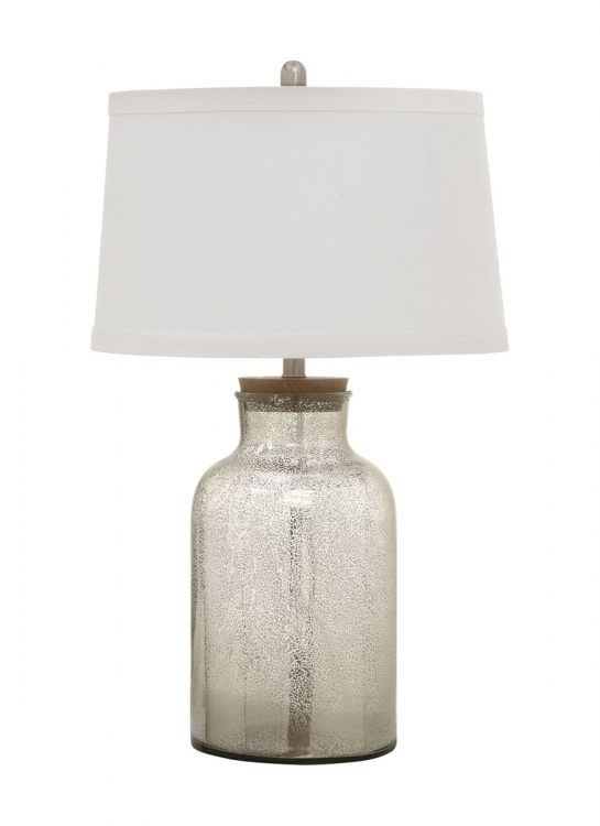 901560 Lamp - Antique Mercury Speckle