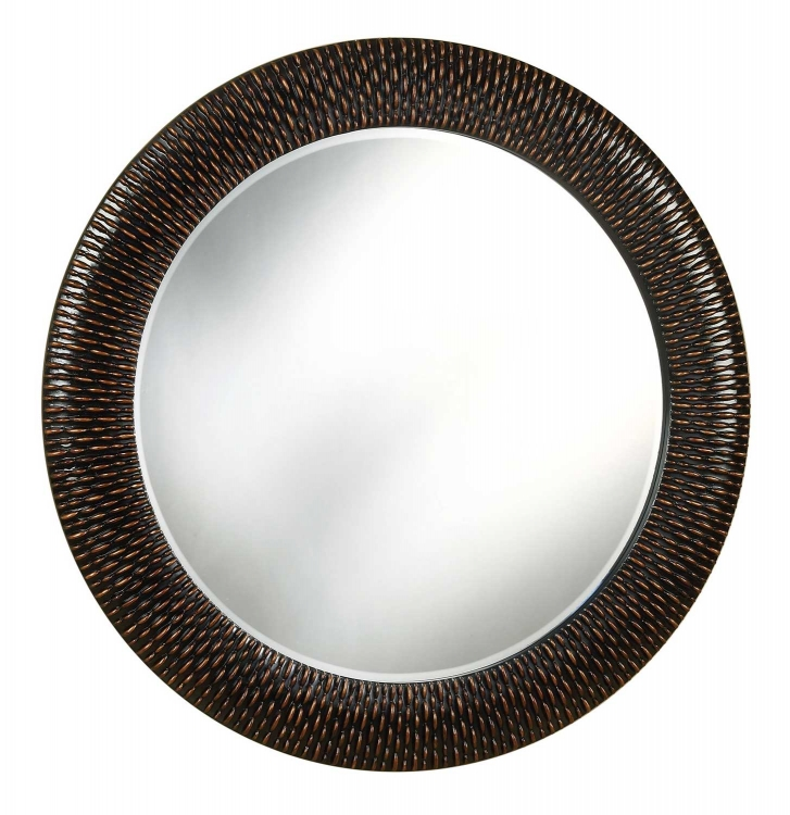 901792 Mirror - Dark Brown