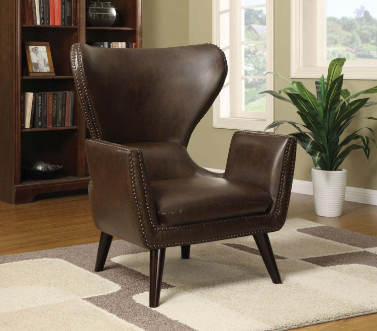 902089 Accent Chair - Brown