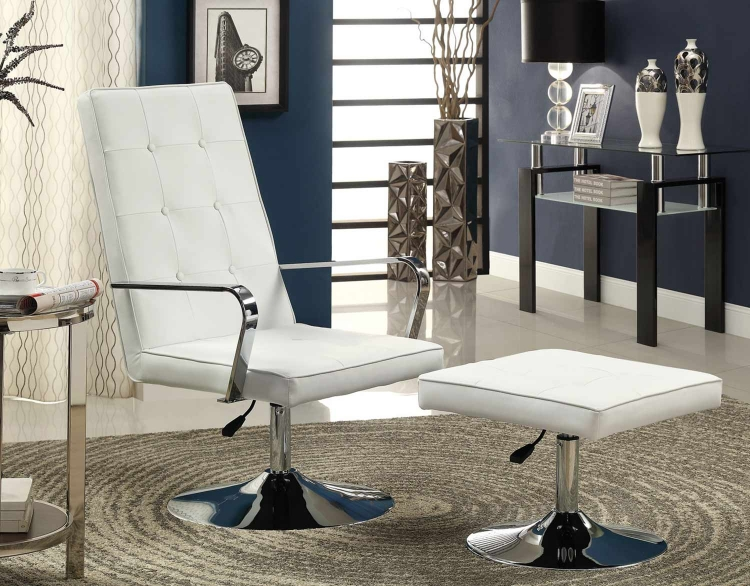 902110 2 - Piece Chair/Ottoman Set