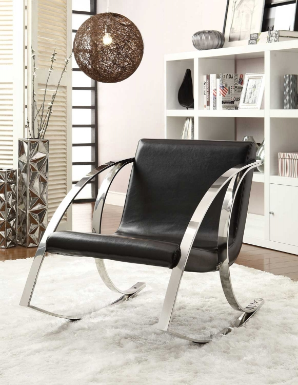 902146 Casual Chair - Black