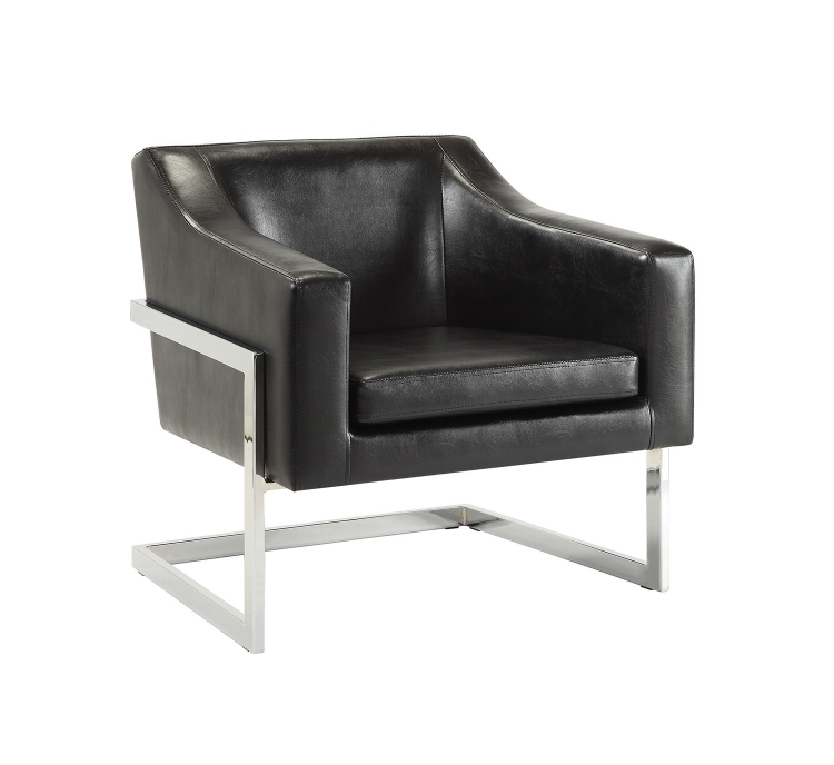 902538 Accent Chair - Black