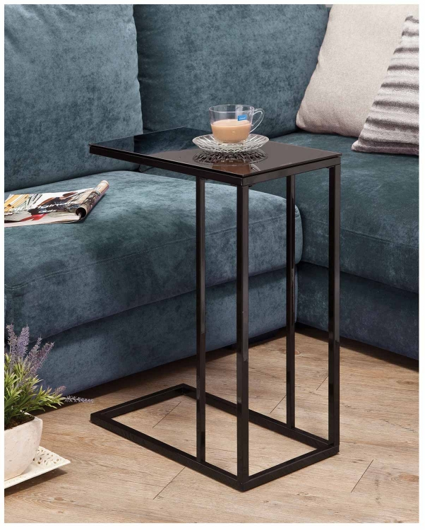 902839 Snack Table - Black