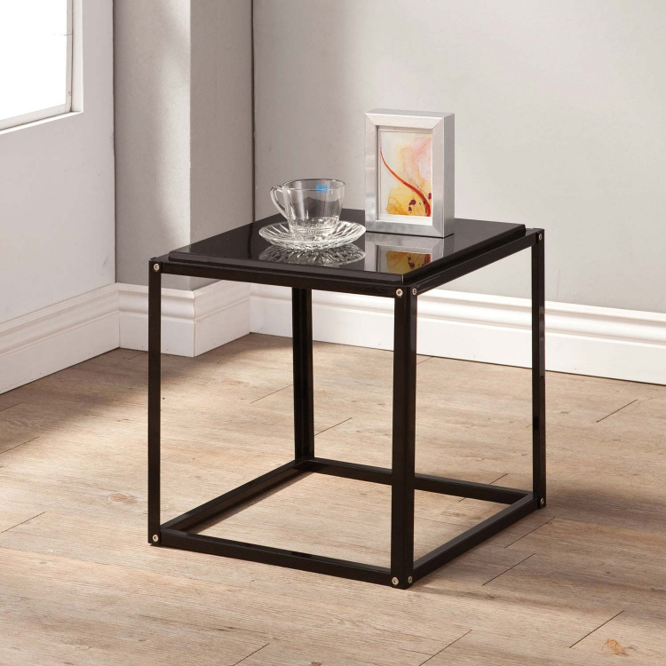902845 Accent Table - Black