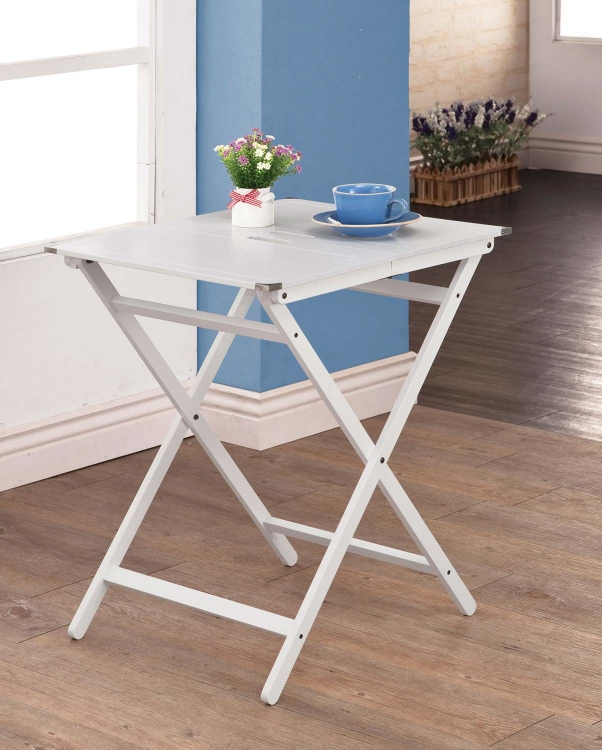 902858 Tray Table - White