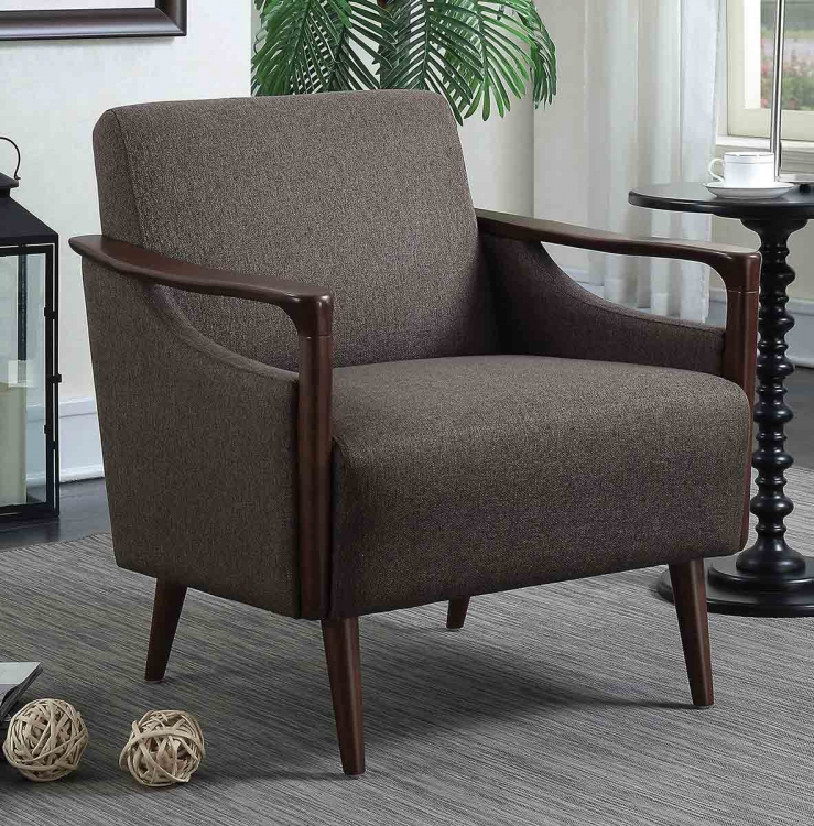 904045 Accent Chair - Brown
