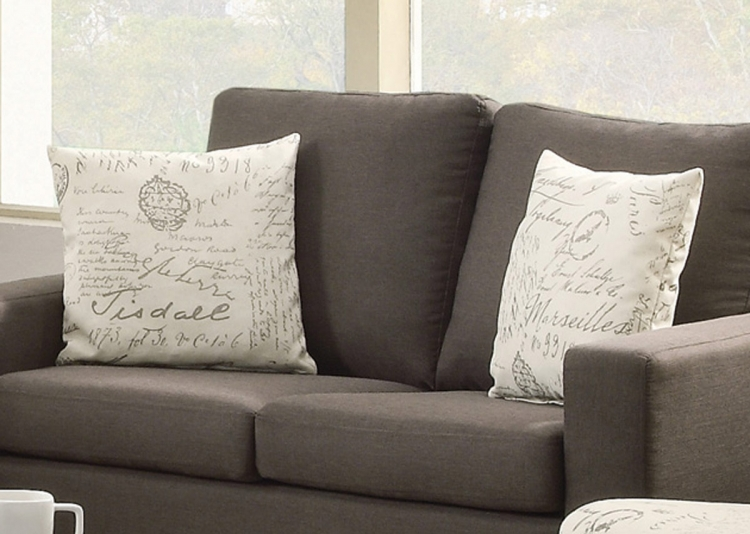 Bachman Accent Pillow - Grey