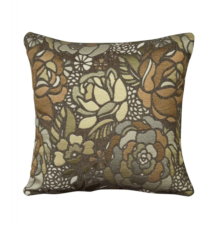 905065 Accent Pillow - Stained Glass