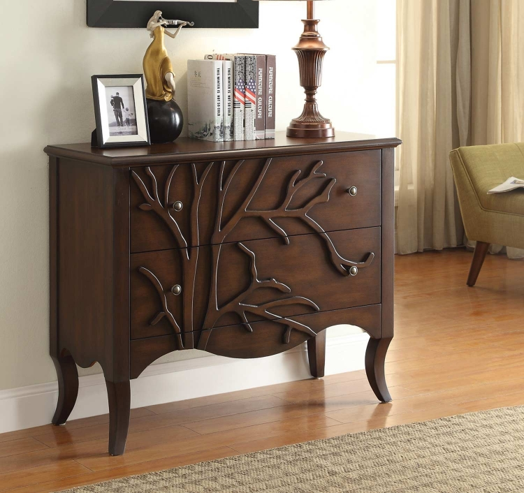 950147 Accent Cabinet - Brown