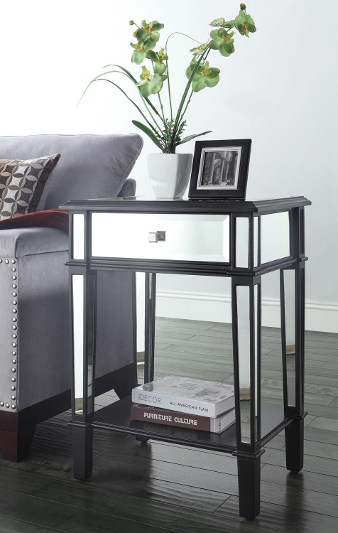 950266 Accent Table - Black