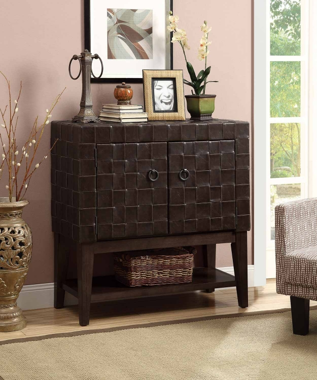 950268 Accent Cabinet - Coffee