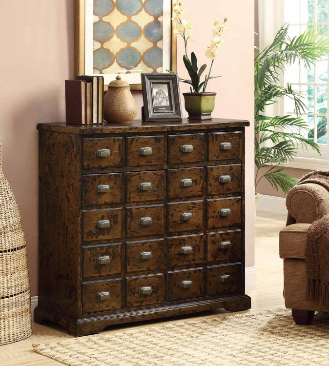 950283 Accent Cabinet - Cherry