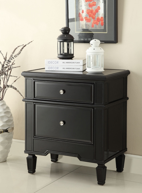 950290 Accent Cabinet - Black