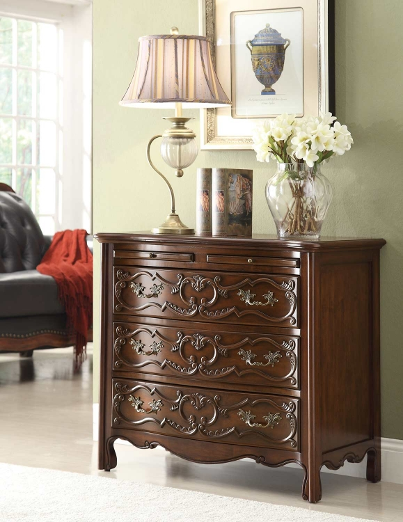 950299 Accent Cabinet - Brown