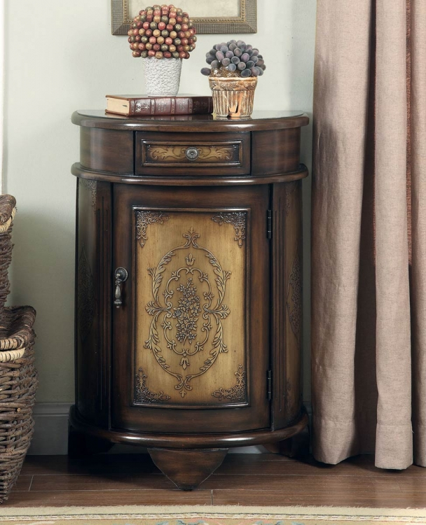 950314 Accent Cabinet - Brown