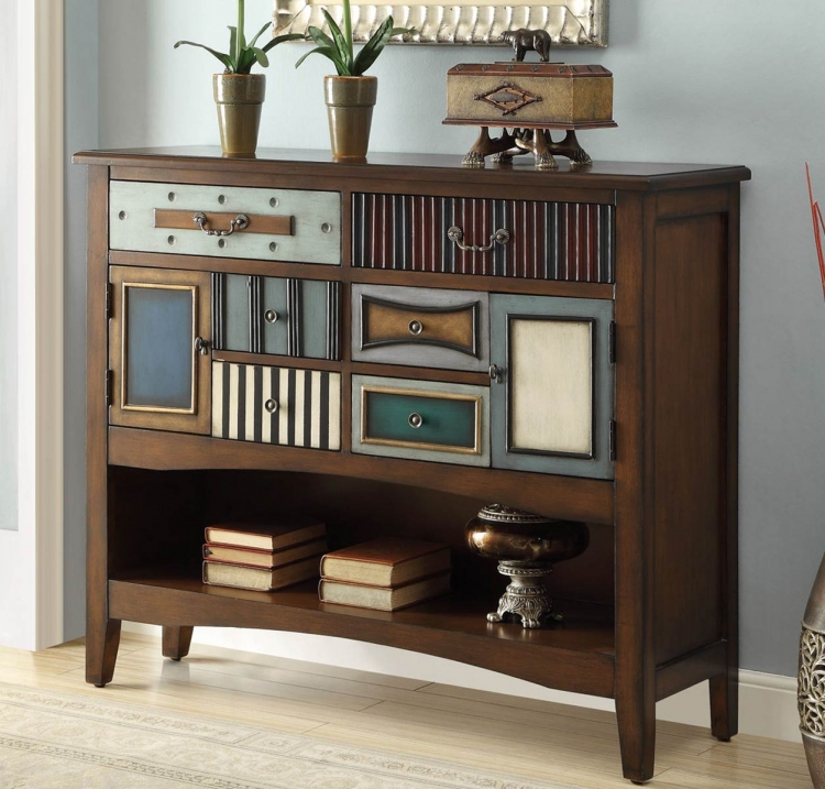950329 Accent Cabinet - Brown