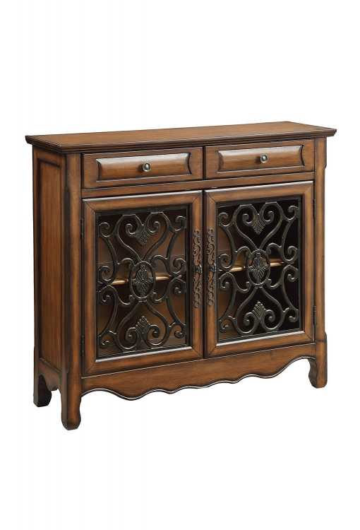 950358 Accent Cabinet - Brown
