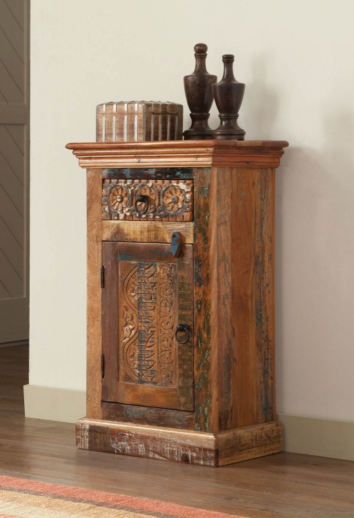 950371 Cabinet - Reclaimed Wood