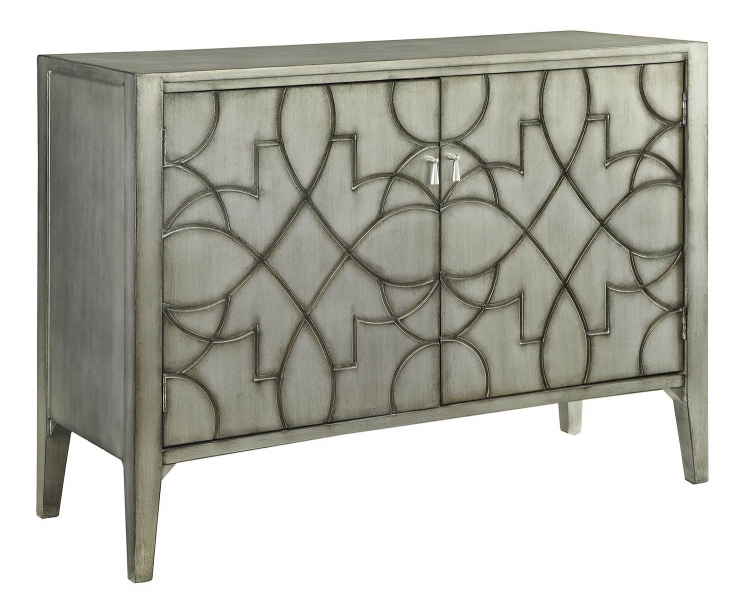950631 Accent Cabinet - Grey