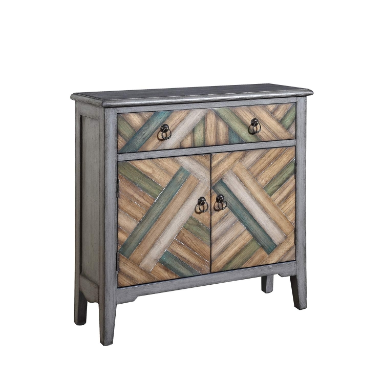950652 Accent Cabinet - Grey