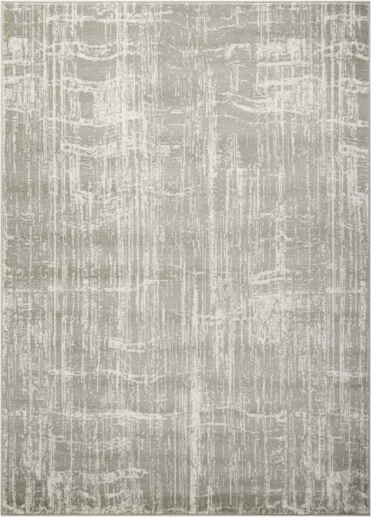 970221 Small Rug - Light Grey