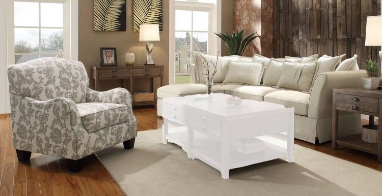 Karlee Sectional Sofa Set - Beige
