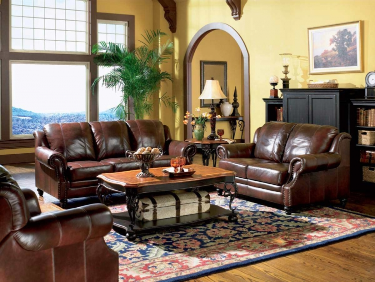 Princeton Sofa Set - Coaster