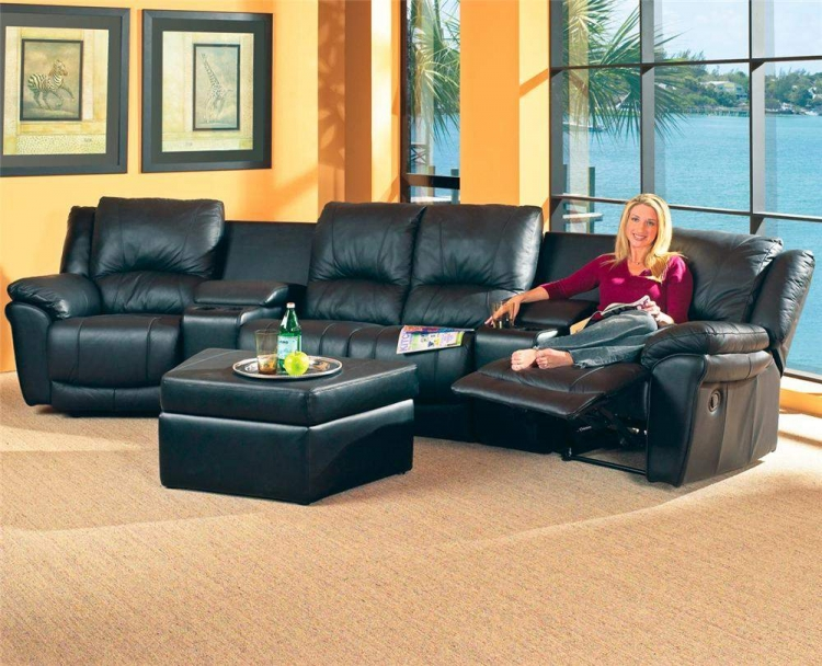 Promenade Home Theater Seating Set - Coaster