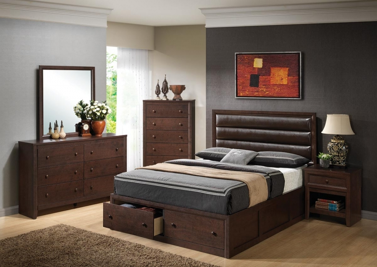 Remington Bedroom Set - Coaster