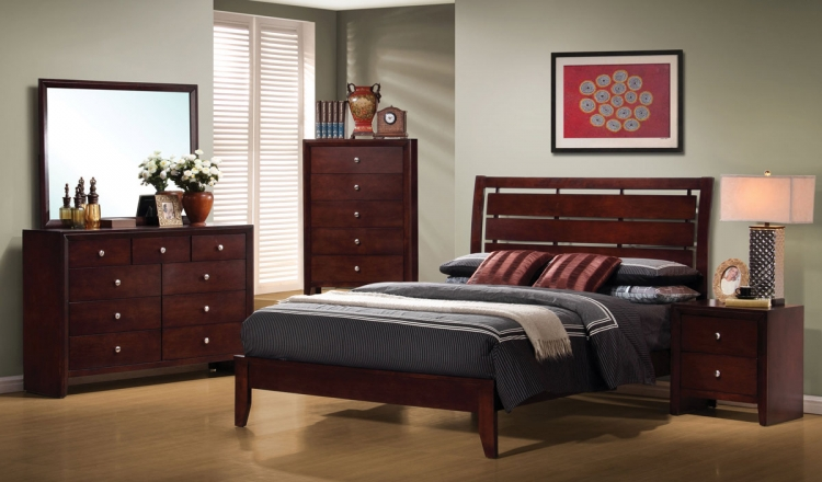 Serenity Bedroom Set - Coaster