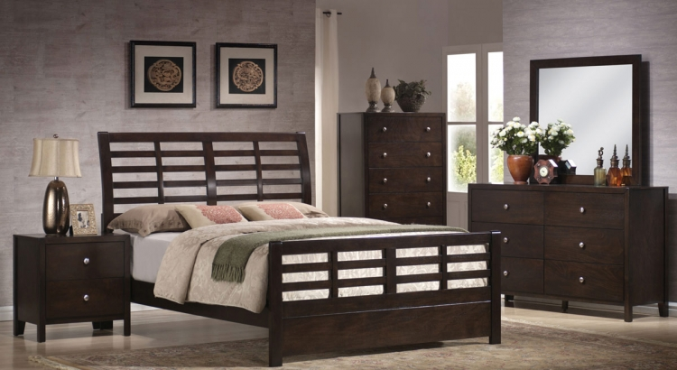 Zoe Bedroom Set - Coaster