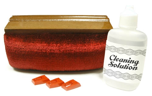 Record Cleaning Kit w/NP1 Needles - Crosley