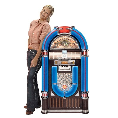 iJuke Deluxe Full Size Jukebox - Crosley