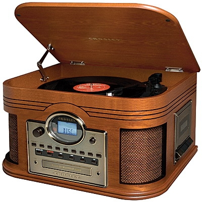 Composer-Paprika CD Recorder - Crosley