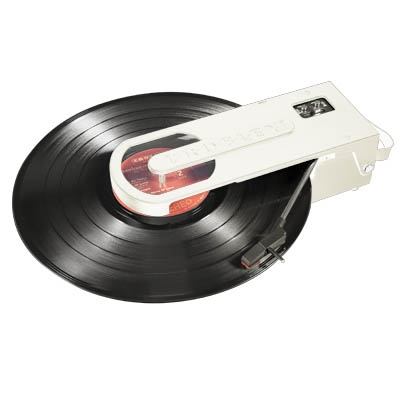 Revolution Portable USB Turntable - Ivory - Crosley