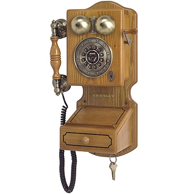 Country Kitchen Phone-Oak - Crosley