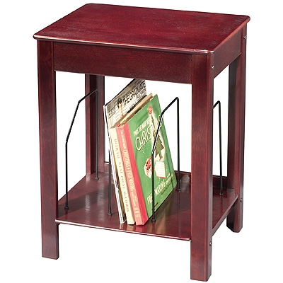 Danville Entertainment Center Stand-Cherry - Crosley