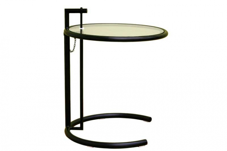Eileen Black End Table - Wholesale Interiors