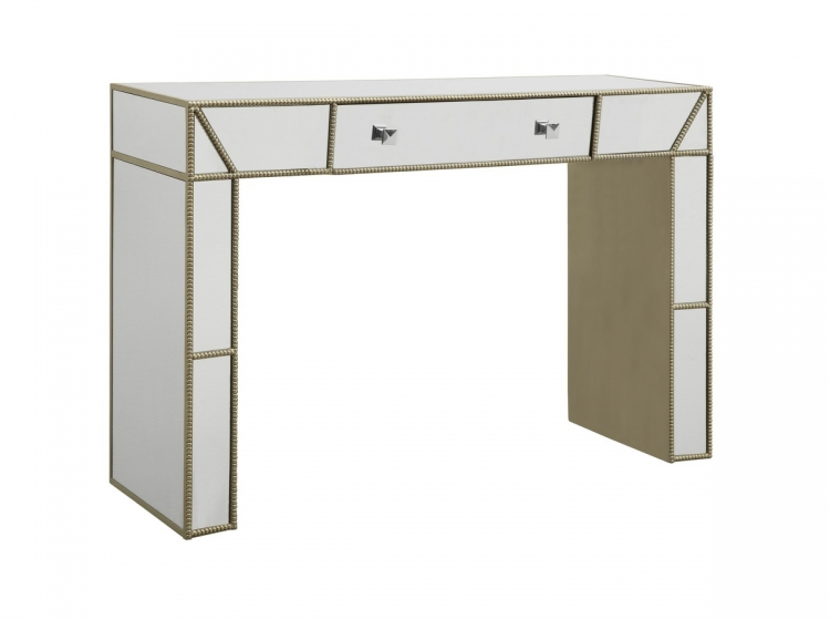 61705 Mirrored Desk