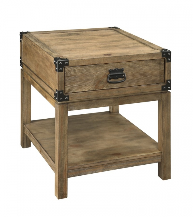 67515 Trunk End Table