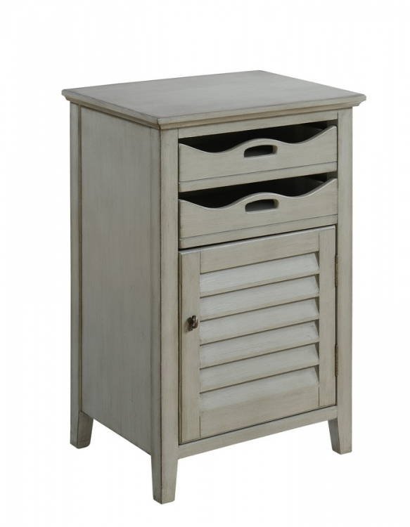 70738 One Door Two Drawer Cabinet